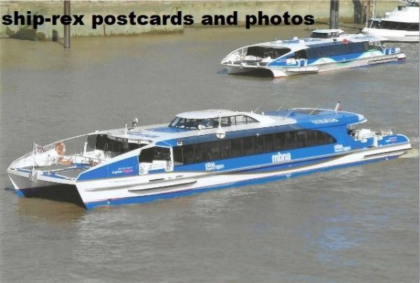 JUPITER CLIPPER (Thames Clippers) photo